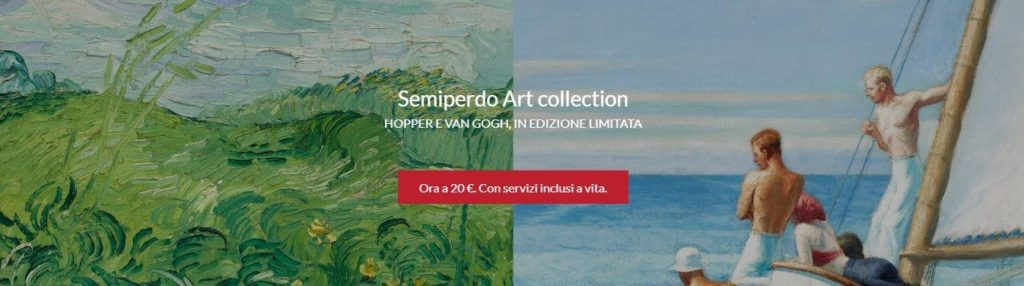 Semiperdo Art collection