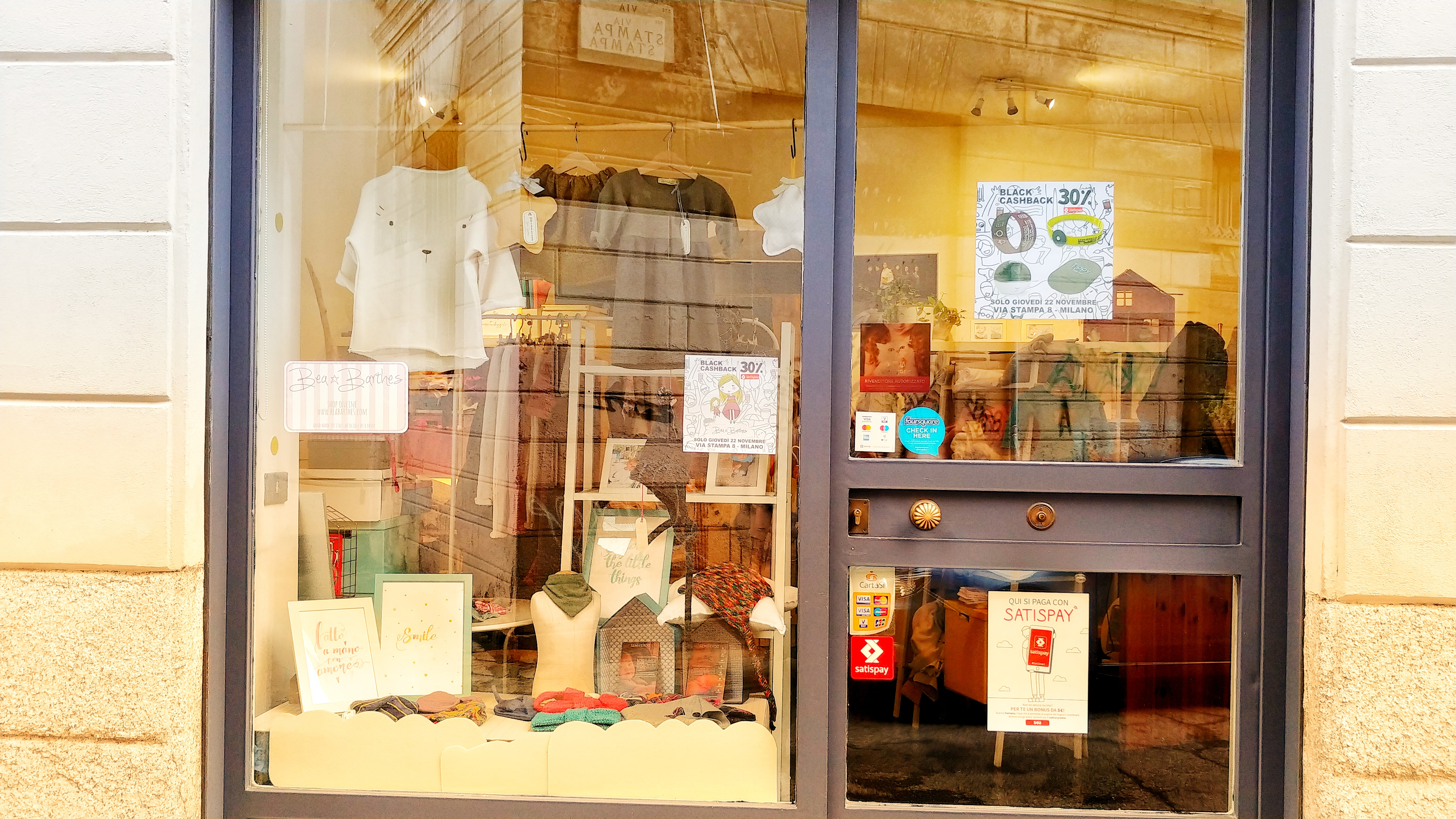 Prezzi pazzi temporary store Semiperdo